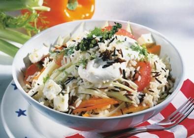 Gemuese-Reissalat-mit-Schafskaese